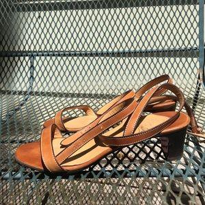 Christian Louboutin Simple Strap Sandal 38.5